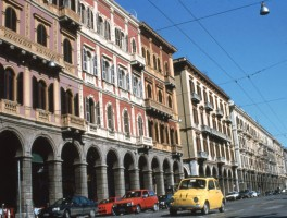 Dia 01-1001 Cagliari Via Roma 1988