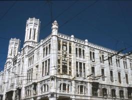 Dia 01-3036 Cagliari Rathaus 1988
