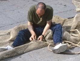 Dia 01-7020 In La Maddalena am Hafen