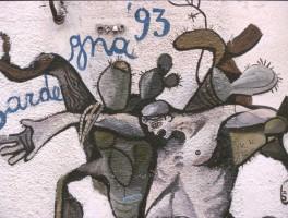 Dia 01-4051 Orgosolo 1994
