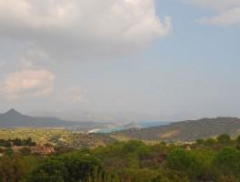 Okt 2011 011 Blick zur Cala Sinzias