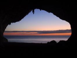 Okt 2011 851  Kurz vor Sonnenaufgang