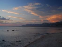 Okt 2010 1352  Am Strand von Cala Gonone