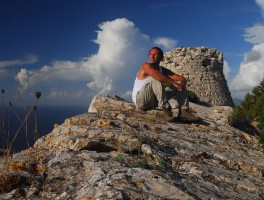 Okt 2010 374  Am Torre della Pegna