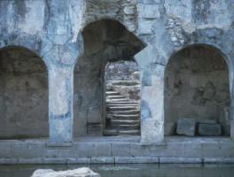 Dia 01n022 Terme Romana Fordongianos