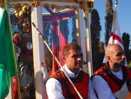 Mai 2012 Sagra S' Efisio in Pula