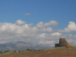 Okt 2012 0148 Nuraghe Burghidu  M. Sassu